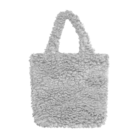 FUR SIMPLE TOTE